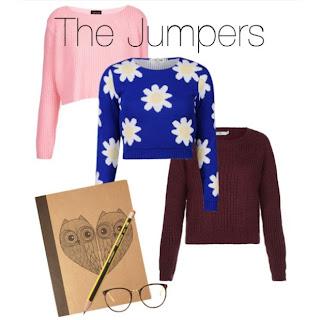 Topshop Jumper