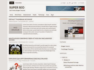 Super Seo Template