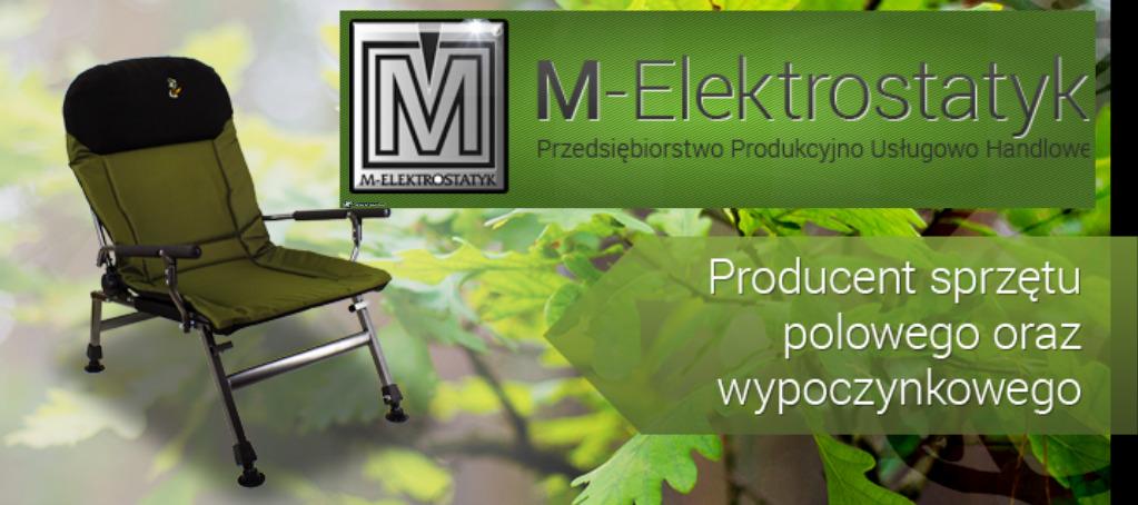 Polski producent foteli i siedzisk wędkarskich
