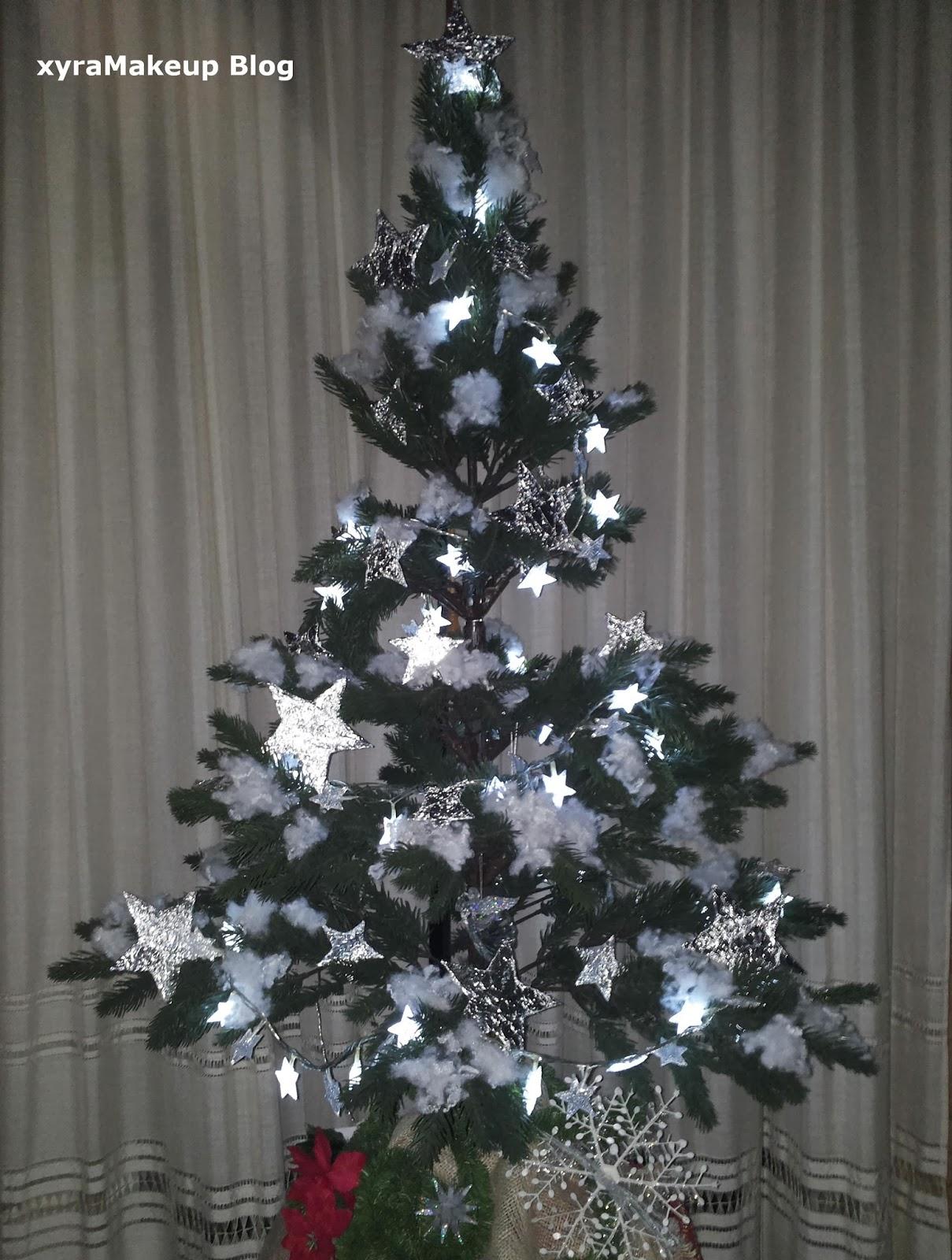 Addobbi natalizi fai da te albero stars and snow for Addobbi albero
