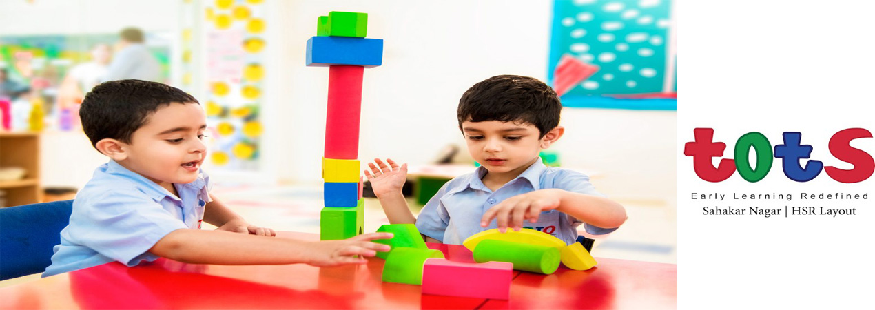 Preschool Day Care in Sahakar Nagar Bangalore