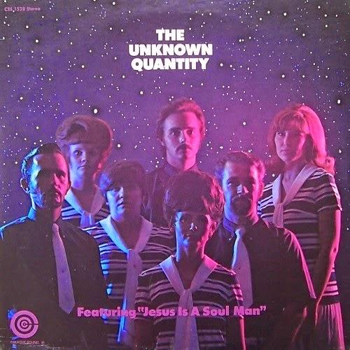 The Unknown Quantity - S/T