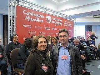 Convención Nacional Programática de IU en Madrid (5-3-2011)