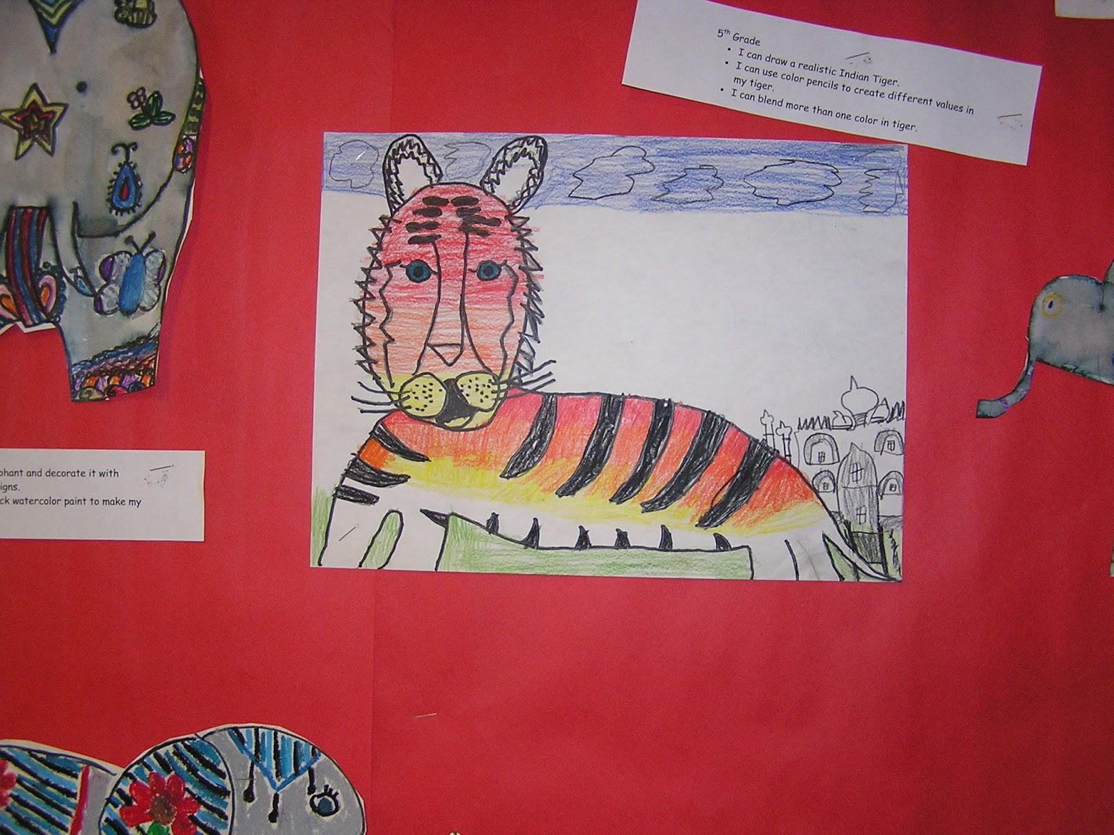 B Art Z Elementary