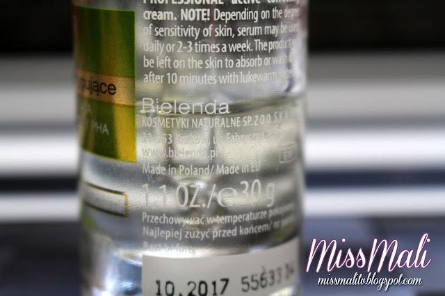 Bielenda Super Power Mezo Serum Korygujące