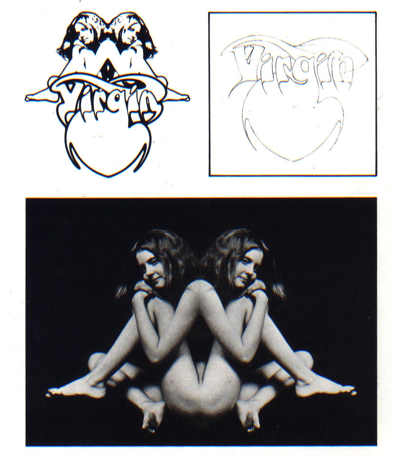Advise you virgin records logo too seemed