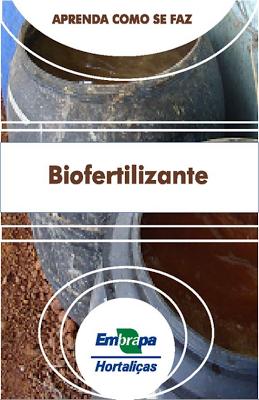 Cartilha: Aprenda como se faz Biofertilizante