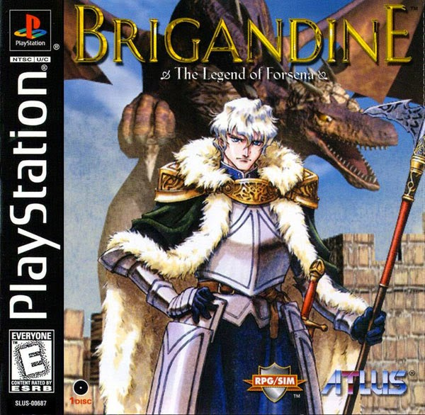 Brigandine The Legend Of Forsena | El-Mifka