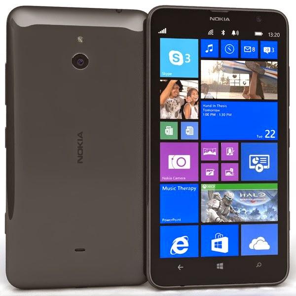 Ponsel Nokia Lumia 1320
