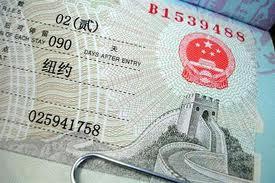 visa trung quoc