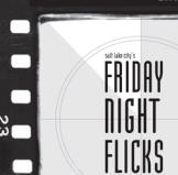 Friday Night Flicks Utah Free Movies Salt Lake City