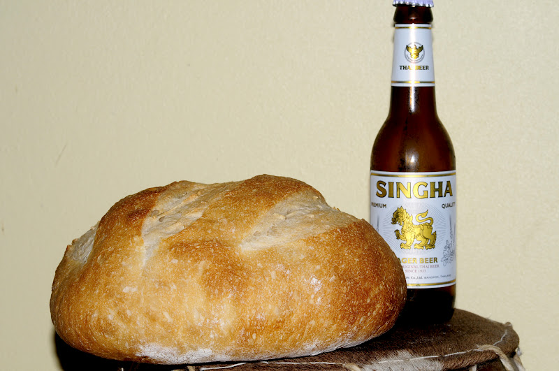 my discovery of Bread: Beer Bread