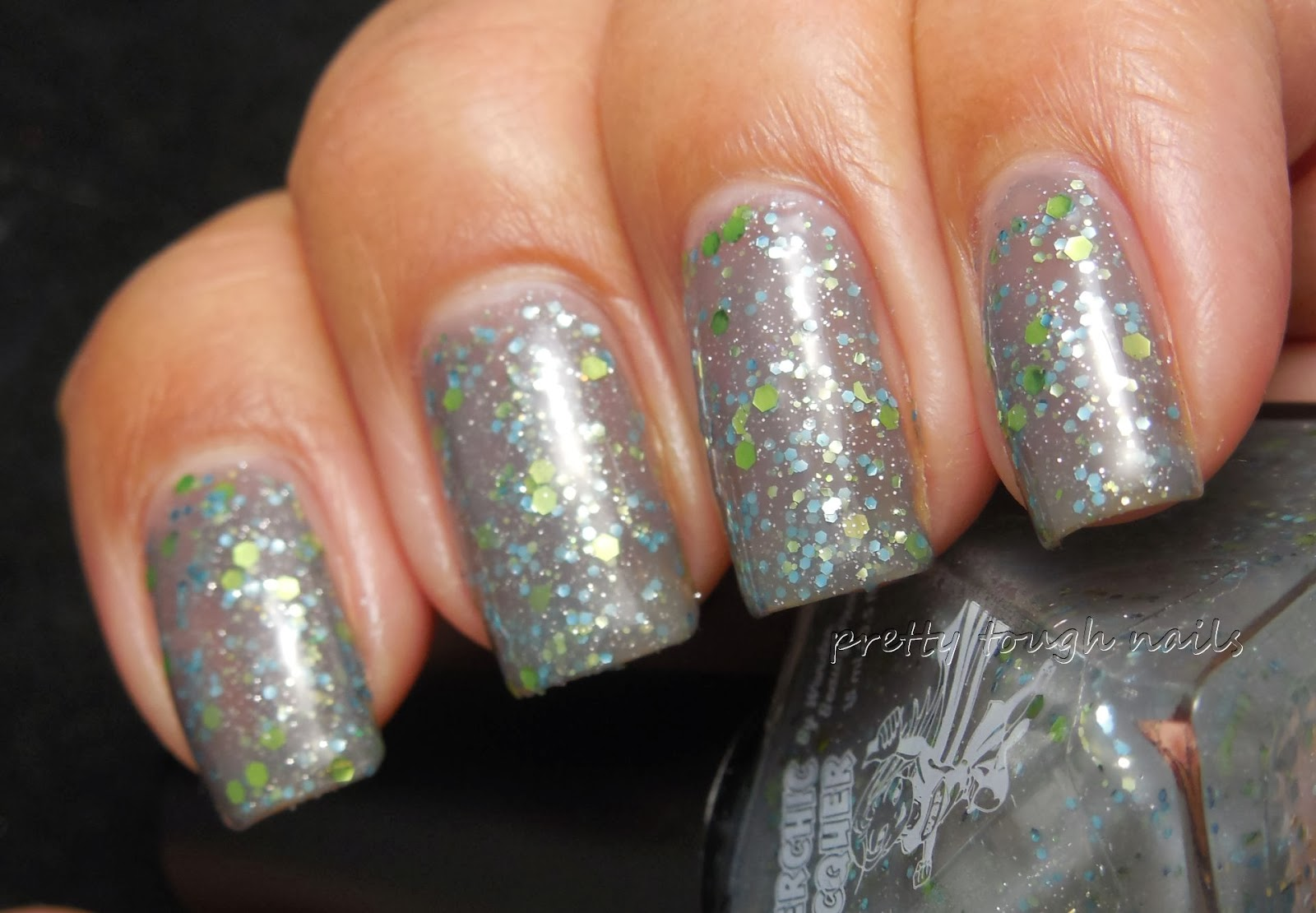 Superchic Lacquers Ugly Sweater Party