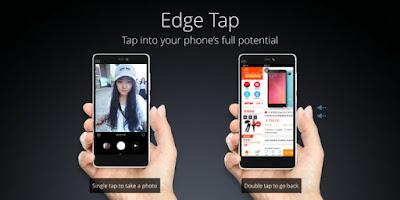 Xiaomi ஸ்மார்ட் போன் Edge Tap