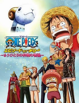 One Piece Nami Special: Episode of Nami 2012 poster