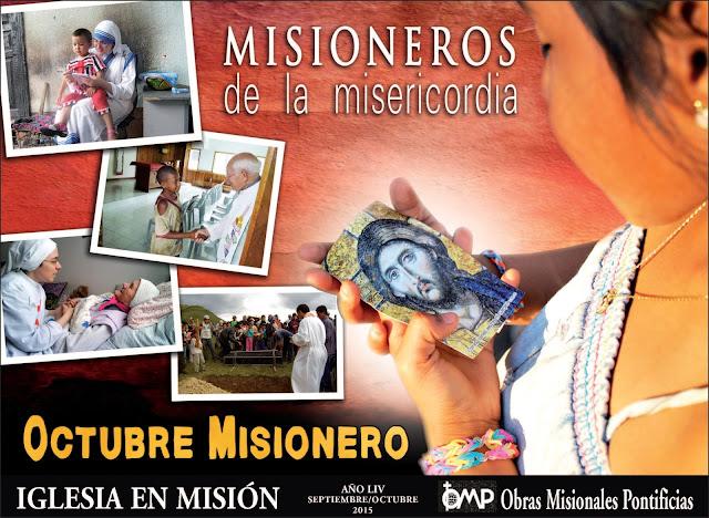 Octubre misionero 2015