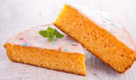 Receta de torta de zanahoria