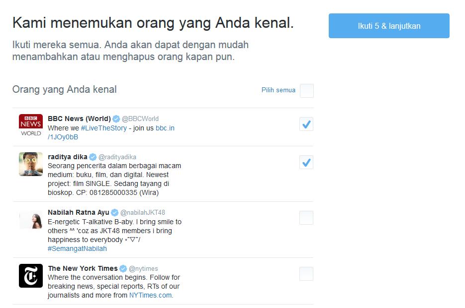 Cara Daftar dan Membuat Akun Twitter Terbaru 2017   Espada Blog