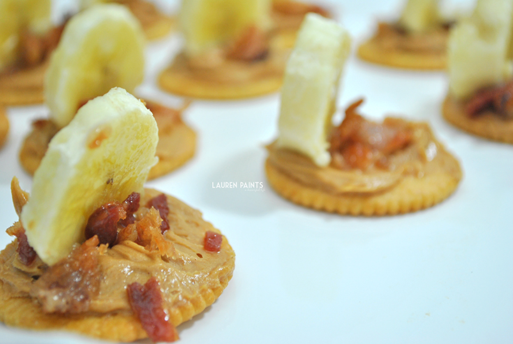 """""""Everybody Let's Rock"""" Elvis-Inspired Sweet & Savory Hors d'Oeuvres with RITZ®"""