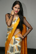 Lavanya Tripathi glam pics in saree-thumbnail-4