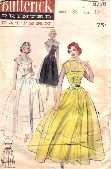 dating sewing patterns by price