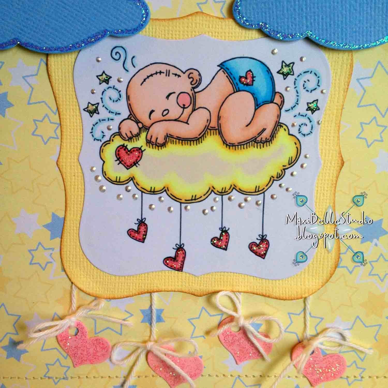 Meljen Designs Cuddle Cloud Baby