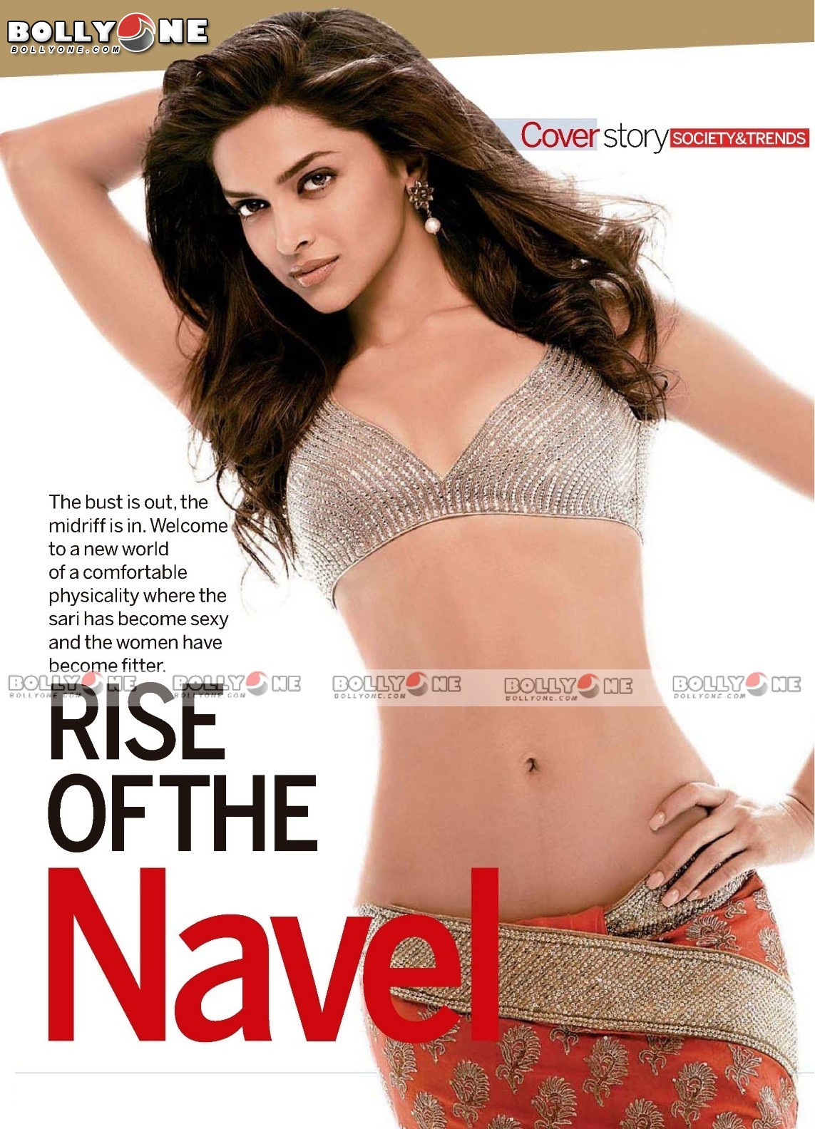 Looking Stunning With Her Hot Rise Of The Navel She Has Given A Super Hot Photoshoot For The India Today Magazine And This Is The Unseen Photo For U