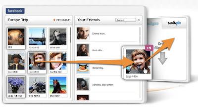 Facebook - Dobd ide a képed a Dropico-val