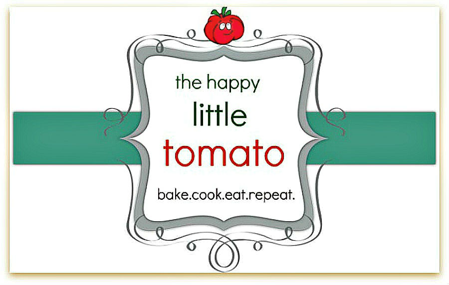 the happy little tomato