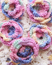 Crochet Rose Tutorial