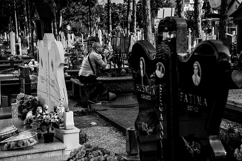 Cimitero, Rom, Bijeljina