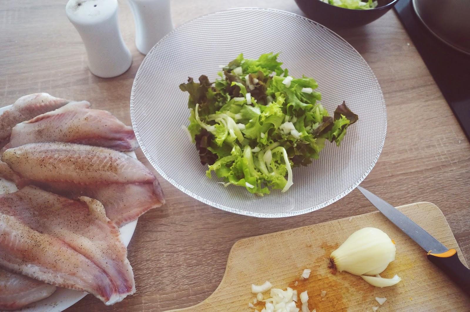 Szybki, prosty, obiad - Ballarini - GRANITIU