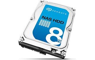 Η Seagate παρουσιάζει ένα γιγάντιο 8TB σκληρό δίσκο.