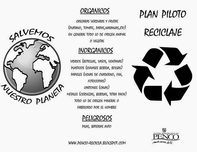 Maestra de Primaria: Carteles o imágenes para reciclar