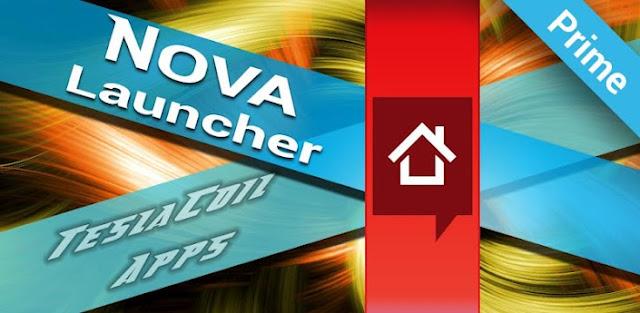 APK nova launcher prime v12 beta 6 apk app