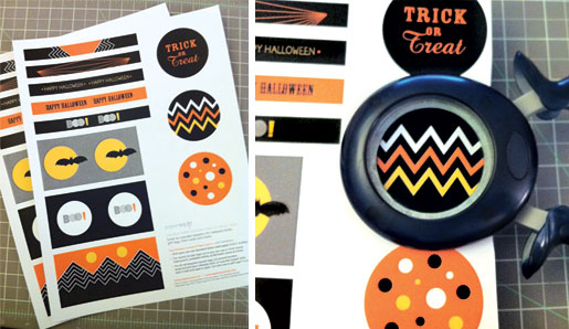 halloween downloadable freebie printables