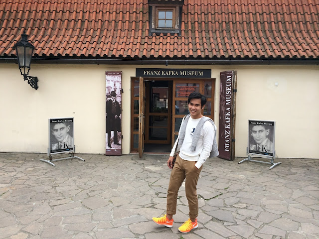 wisata, traveling, Prague, Czech Republic, Franz Kafka Museum