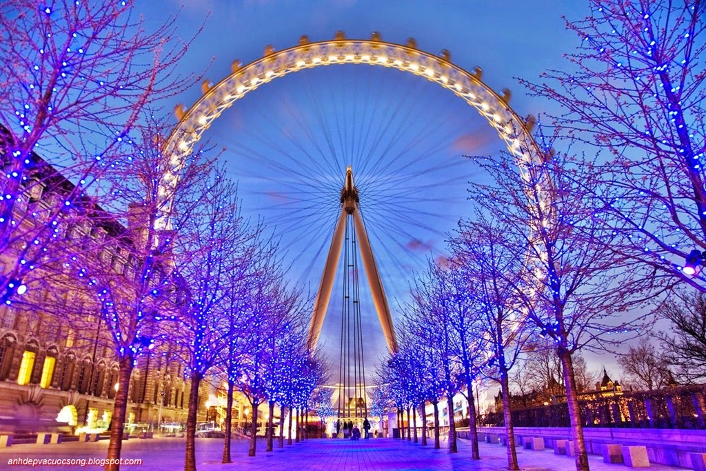 Thủ đô Luân Đôn, Anh (London, England) 21