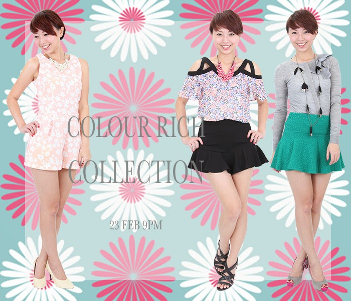 Collection 50 – Colour Rich