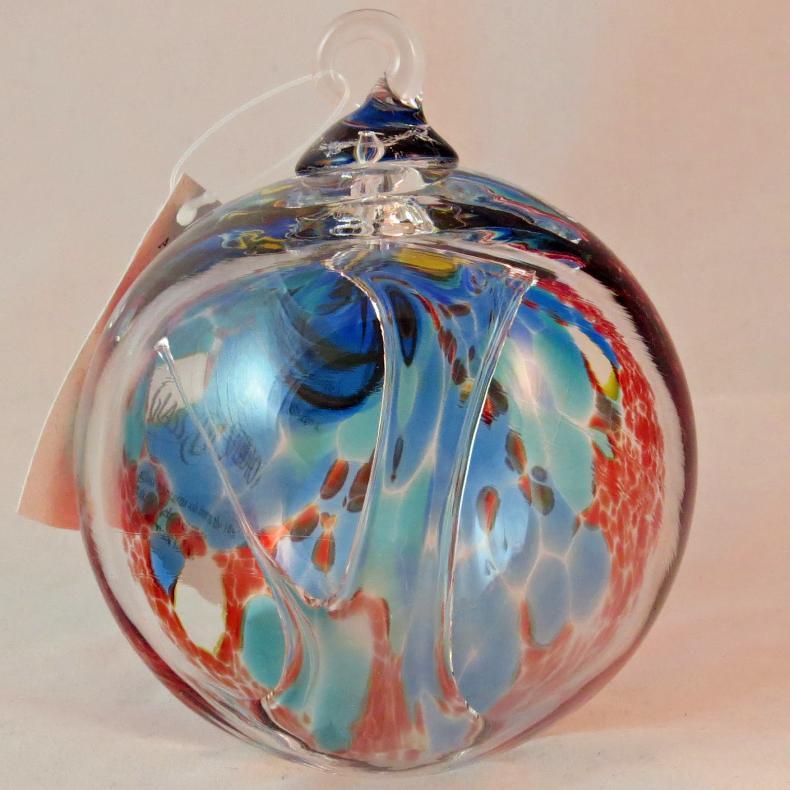 Holidays and memories spirit witch balls by glass eye studios