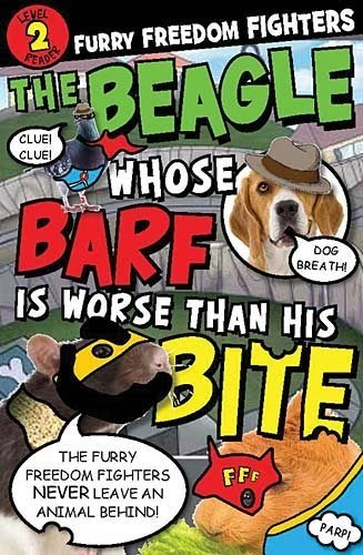 The Beagle who's Barf is worse than his Bite