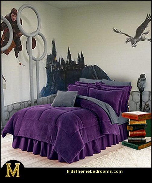 Harry potter themed bedrooms   Harry Potter Room Decor   Harry Potter Bedroom  Ideas   Harry. Decorating theme bedrooms   Maries Manor  Harry potter themed