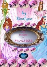 The dresses of princesses book