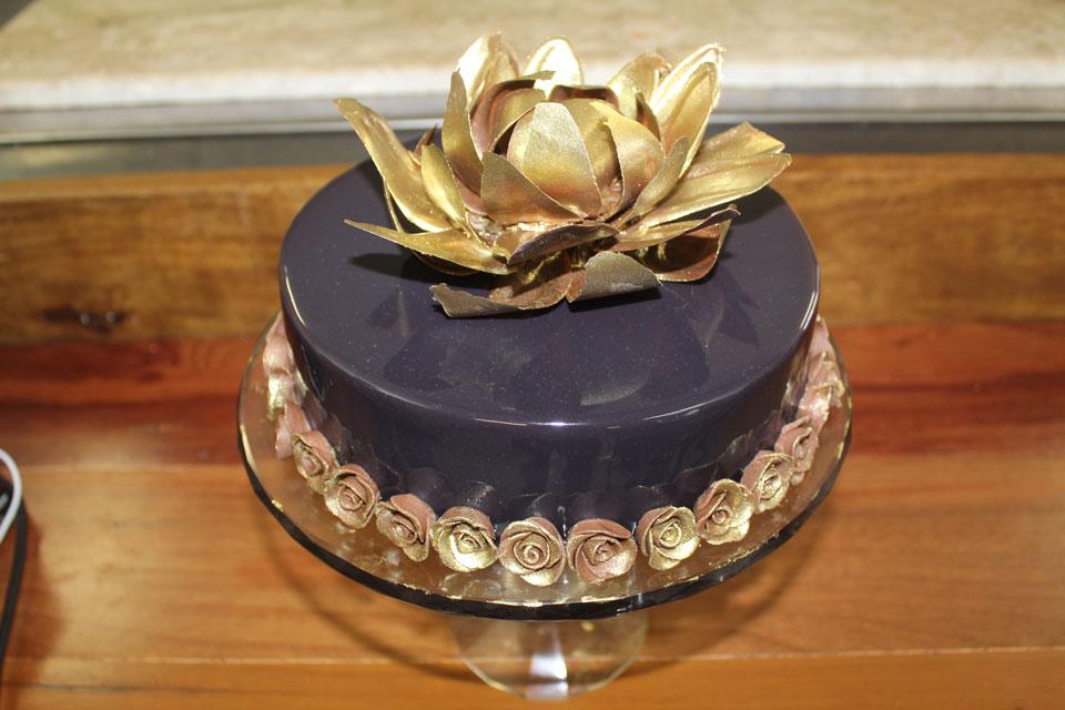 Decoração e Sobremesas de Chocolate com Chef Luciano Chaves