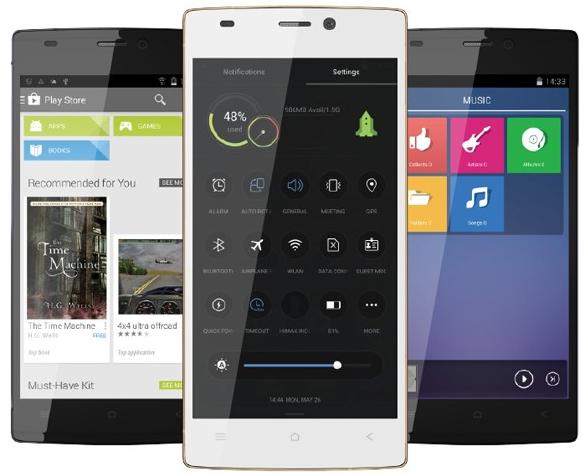 Harga HP himax Pure S terbaru 2015