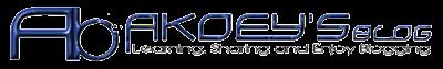 Akoey's Blog