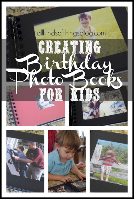 Birthday Photo Books for Kids
