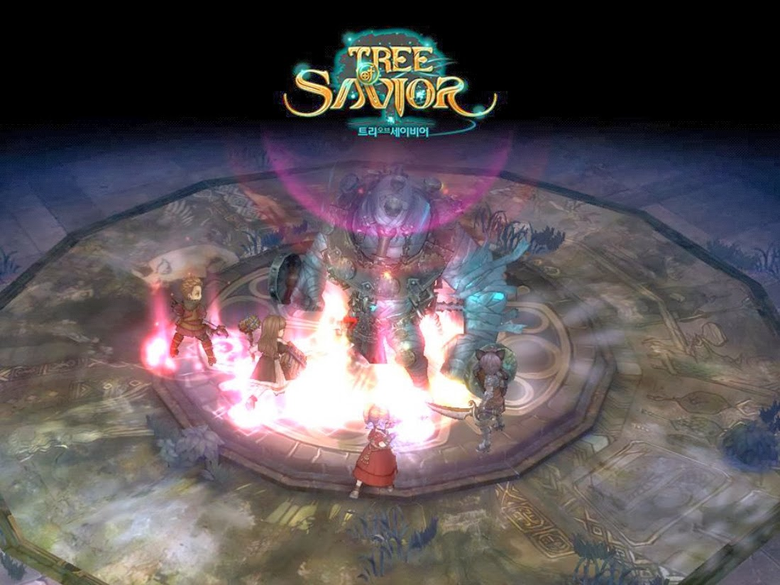tree of savior leveling guide 1 360