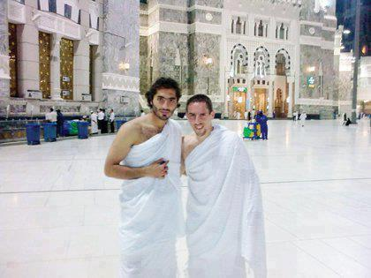 Franck Ribery who is French Footballer and Hamit Altintop became    Franck Ribery Muslim