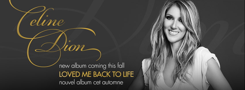 Celine Dion - Loved Me Back to Life - Music